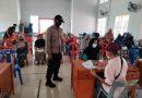Bhabinkamtibmas Polsek Seunagan Timur Monitoring Penyaluran BST