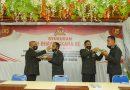 Puncak Hari Bhayangkara ke 75, Polres Nagan Raya Gelar Syukuran